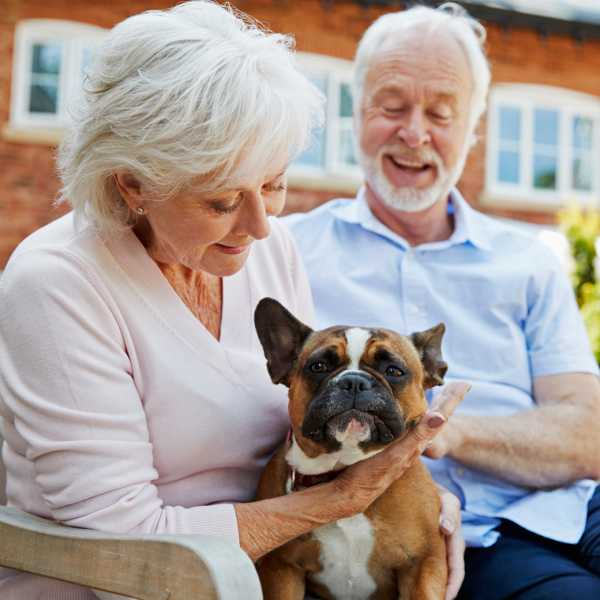 Why homesitting is making people happy in retirement