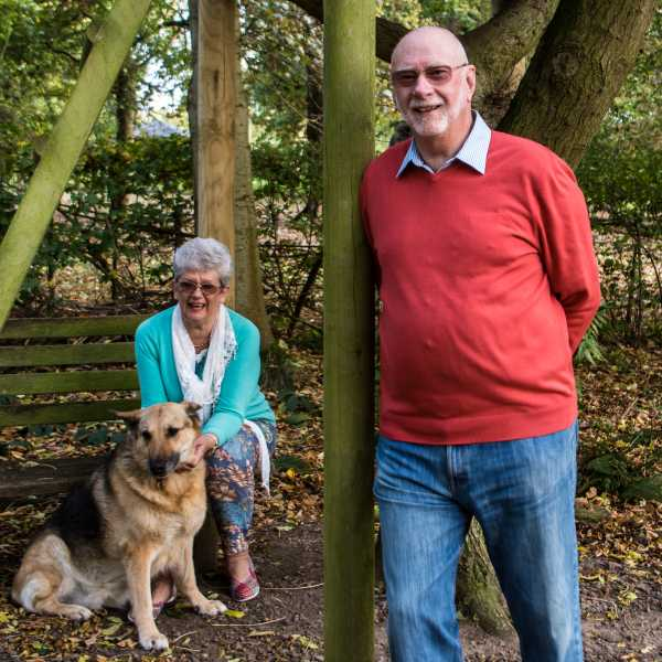 The Telegraph - Inside the retirement homes that love pets as much as their owners