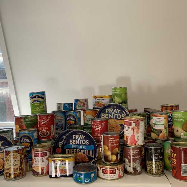 Homesitters Ltd gets involved with the Tonne Of Tins Appeal