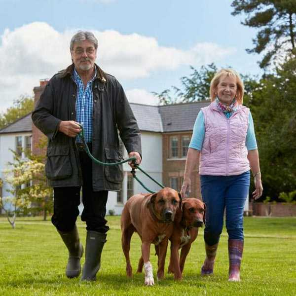 50 Connect - Stay fit and active in retirement by becoming a home and pet sitter
