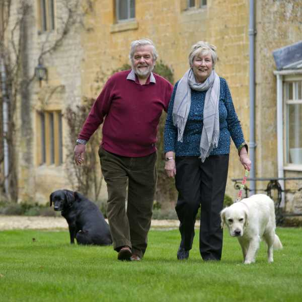Wilts and Gloucestershire Standard - Property: The unexpected benefits of home sitting